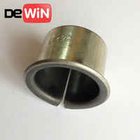 Customized self lubricating shoulder bushing