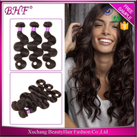 BHF Factory Price Wholesale Virgin Hair Extension, Cheap Raw Ethiopian Grade 7a Virgin Hair