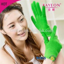 la mejor crema hidratante guantes de spa en gel de silicona guantes guantes de la humedad