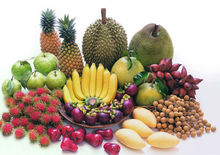 Thai Fresh Fruits