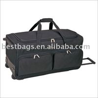 2013 durable 600D Polyester Rolling duffle bags