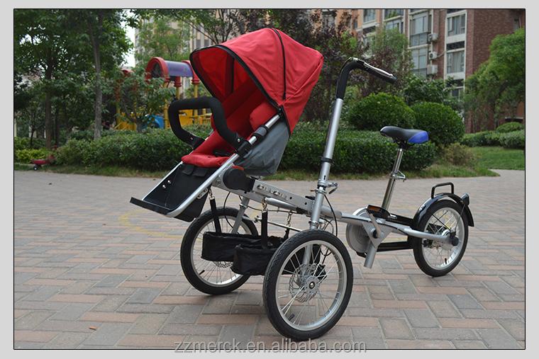 Parent Mère De Vélo Et De Portebébé à VendrePousettes Trotteur - Porte bébé pour vélo