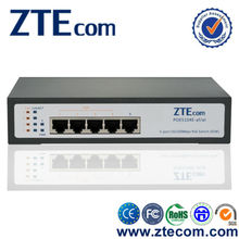 4 poe port 5 ports poe switch for CCTV security ip camera with full duplex mode