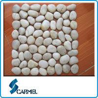 cheap white pebble for garden