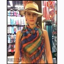2015 spring&summer beach scarf with fringe, yiwu hongwang wholesale beach scarf fashion dress, ebay china website