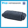 18mm double braided polyester dock line,marine boat tow rope,navy