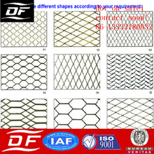 Decorative aluminum expanded metal sheet(huge factory/best price/good quality)