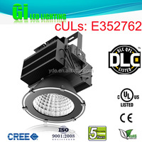 Top quality 5 years warranty DLC UL cUL certificated LED tennis court flood lights
