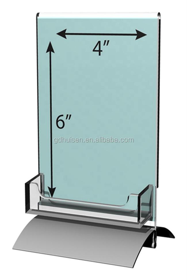 Custom Size Promotion Aluminum Snap Base Poster Frame Picture Photo ...