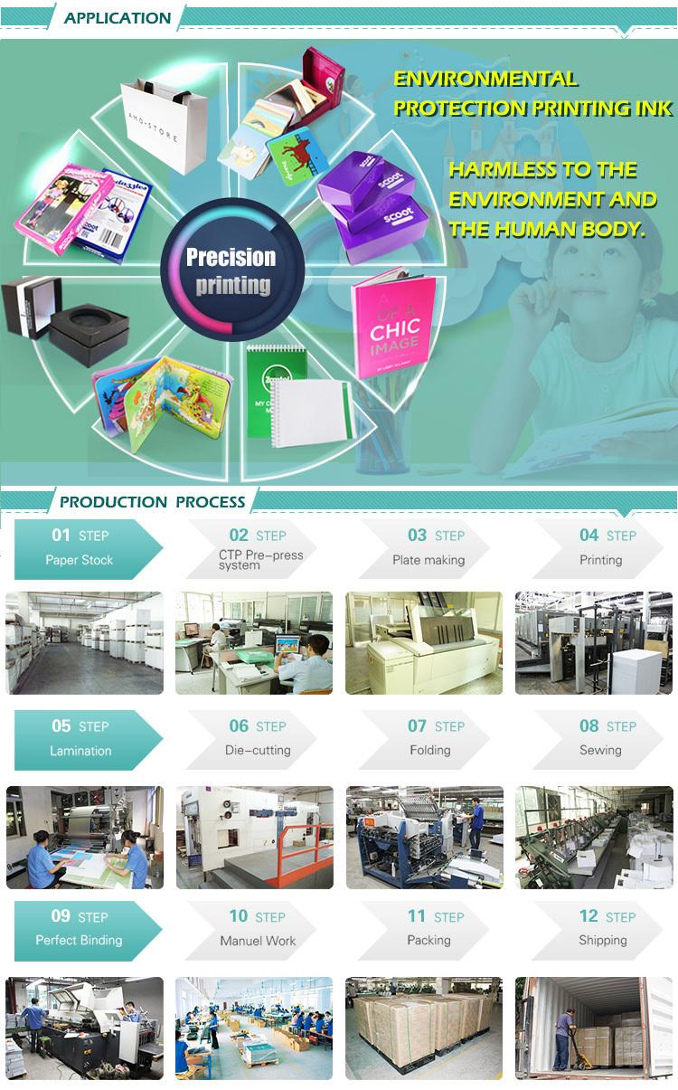 Fábrica de Alimentos Simples Impresso Marrom Kraft Sacos De Papel Grosso