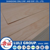 3mm cheap combi core plywood for kitchen cabinet back panel made by china biggest manufacture