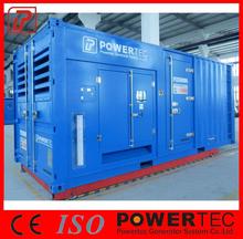 PowerTEC generator for sale, diesel generator set with different engine(10kva-2500kva)