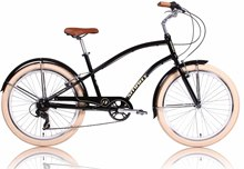 26 Inch Alloy 6 Speeds bike bicycle beach cruisers