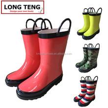 Rain Boots - Kids' wear - Rain Shoes - Made in China - Baby - Lightweight