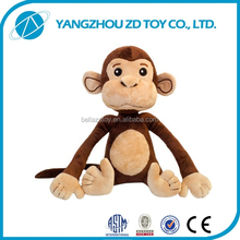 high quality fashion new style stuffed monkey plush toy