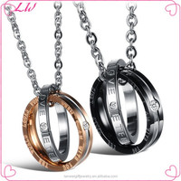 2014 surgical steel jewelry Newest design pendant german stainless steel jewelry fashion stainless steel jewelry