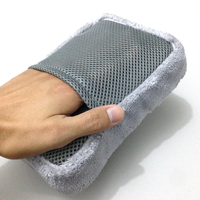 Factory Directly Premium Quality Microfiber Car Buffing Polishing Pad