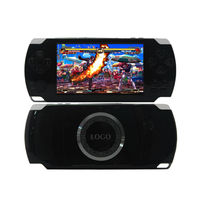 Handheld hotselling 4.3inch mp4 game console