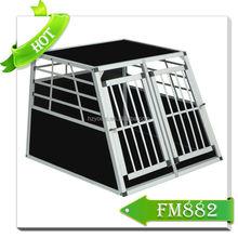 Aluminum dog cage,dog transport cage,dog transport kennels