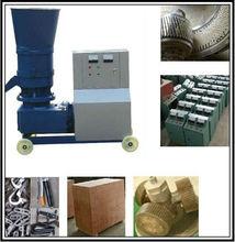 laizhou chengda machinery MKL series red white pine sawdust reducer gear box automatic lubricating wood pellet machine