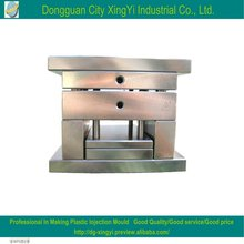 integrated circuit cover plate injection mold