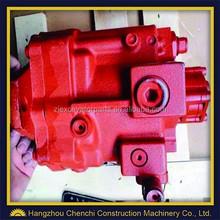 KUBOTA excavator hydraulic pump assembly PSVL54 pump KX155