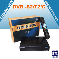 1080P FULL HD DVB-S2 openbox v8 combo hd satellite tv receiver