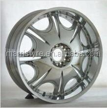 High quality alloy wheels 20'' 22'' 24''inch