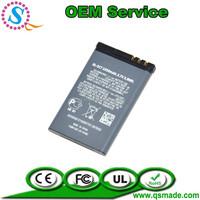 Factory OEM Original Quality 1050mAh BL-5CT Battery For Nokia 6730C C3-01 C5-00 C6-01 5220XM 6303C C3-01 C3-01 Mobile Phone