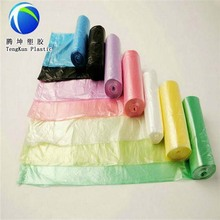 Customized promotional biodegradable clear plastic bag packaging