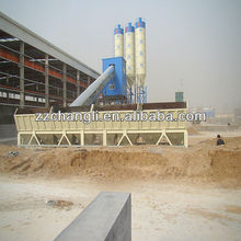 Germany Technology Omron,Siemens PLC HZS60-60m3 Fully Automatic concrete plant 60m3