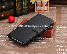 Super Cross Pattern Stand Leather Case Cover For Sumsung Galaxy S4/I9500 Credit Card Holder Paypal Accepted