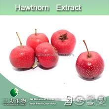 Hawthorn fruit extract,hawthorn P.E,hawthorn berry extract