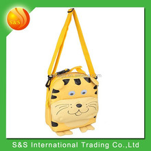 Lovely Zoo Pack Little Kid Insulated Lunch Bag for Snack and Fruit