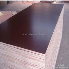 full poplar core film faced plywood ,finer joint core plywood panels for hot sale