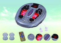 electric automatic acupuncture foot massager vibration