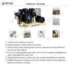 40 bar três estágios compressor de ar de alta pressão