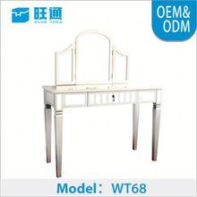 High quality classical European MOQ 200 dress mirror dress table