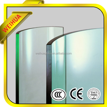 4mm 5mm 6mm 8mm 10mm 12mm 15mm tempered glass price, tempered glass fence panels from Shandong