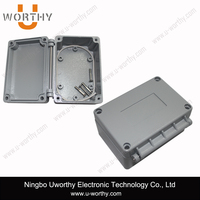 Customized IP67 Die Cast Electrical Waterproof Metal Aluminium Box for Electronic