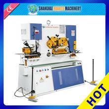 Q35Y Stainless Punching Machine , Channel Cutting Machine ,Ironworker