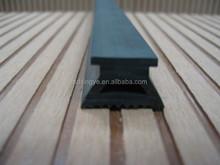 protection car rubber sealing strip/santoprene edge banding