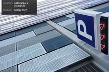 2015 newest perforated aluminium sheet/hot sale exterior wall panel