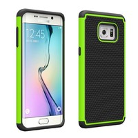 High quality hybird robot combo case for Samsung galaxy note 5 edge
