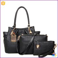 Top! 2016 lady women pu leather shoulder handbag with purse,fashion waterproof mk bag ,wholesale designer