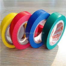 shipping from china pvc insulation electrical tape used for sports equipment