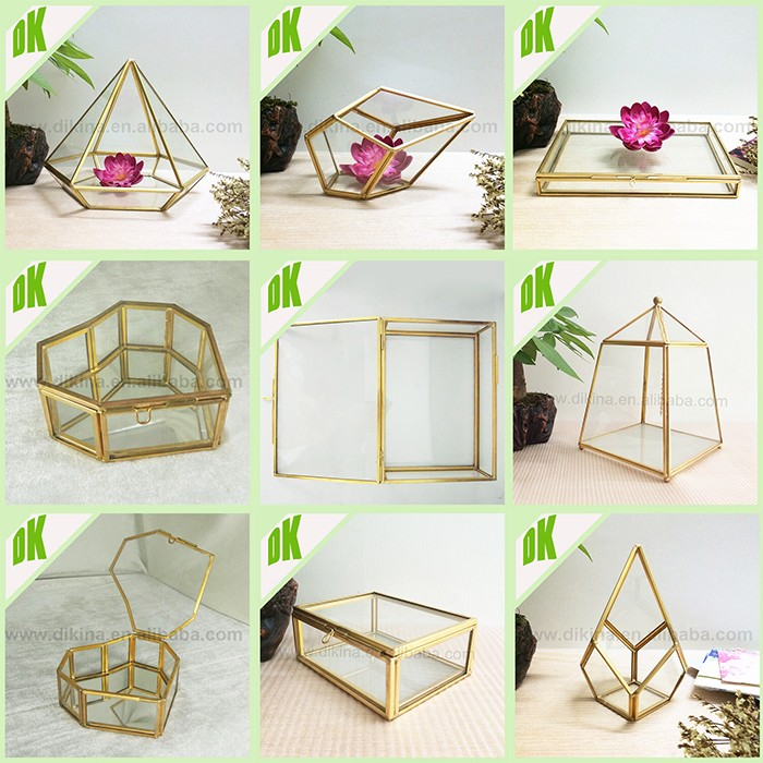 Can Do Any Sizes For Silver Glass Frame Pendant Kite Shape Double ...