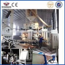 China 6mm 8mm diameter wood waste pellet making machine for sale