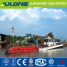 Hydraulic cutter head suction dredger