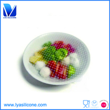 FDA approved silicone food wrap wholesale silicone food wrap custom preservative film for food